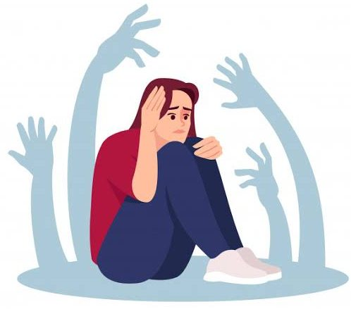 What are the Trait Anxiety, Panic attacks, Anxiety attacks